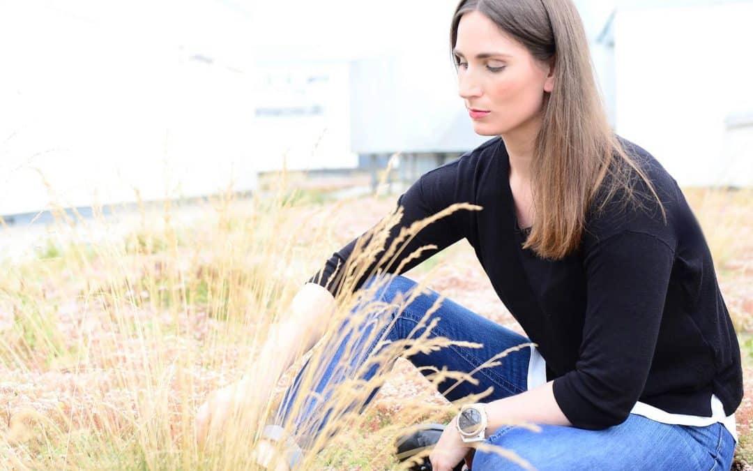Girls with guts: Eva erzählt über ihren Kurswechsel im Beruf, trotz CED
