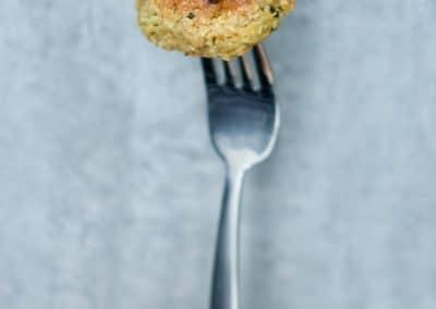 Vegetarische Meatballs3