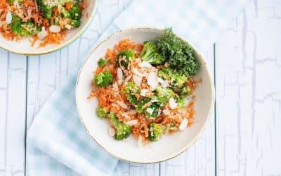 Leichter Brokkoli-Quinoa-Salat