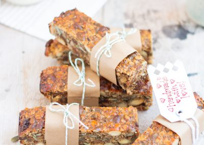Gingerbread Flapjacks Kopie