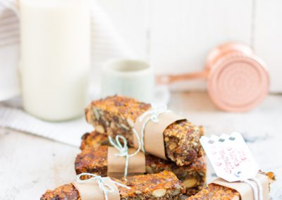 Gingerbread Flapjacks2 Kopie