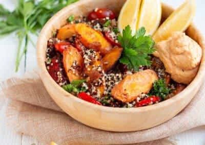 Marokkanischer Möhren-Quinoa-Salat_2