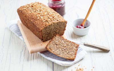 Haselnuss-Pastinaken-Brot