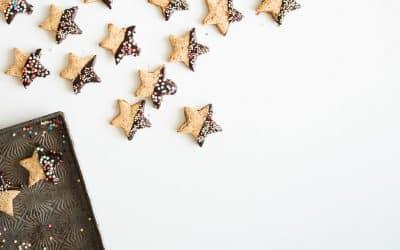 5 Weihnachtsplätzchen für sensible Bäuche