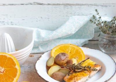 Lachs auf Orangen-Thymian-Beet_4
